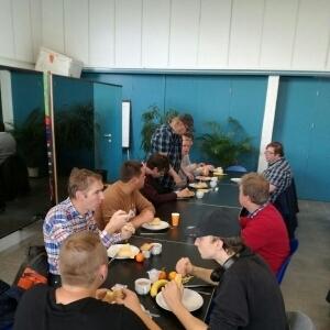 Uitstap Wok 2017: ontbijt