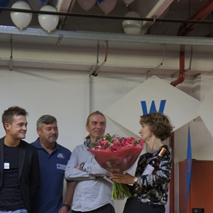 viering 20 jaar vereniging Wok: sfeerbeelden