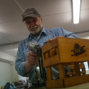 opdrachten in het houtatelier: maken van een bierkrat