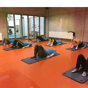 sfeerbeelden gezondheidsdag 2019: yoga